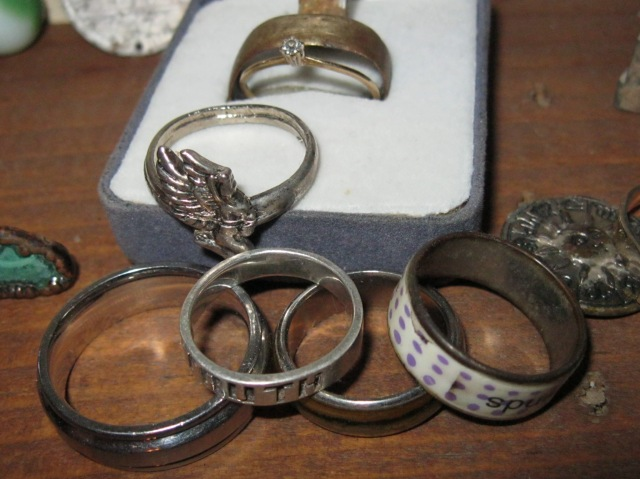 A Few Ring Finds