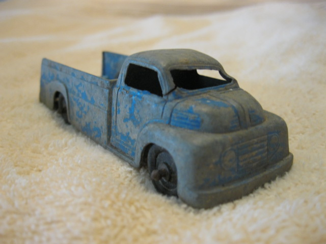 Tootsie Toy Truck