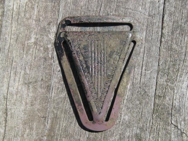 Vintage Buckle