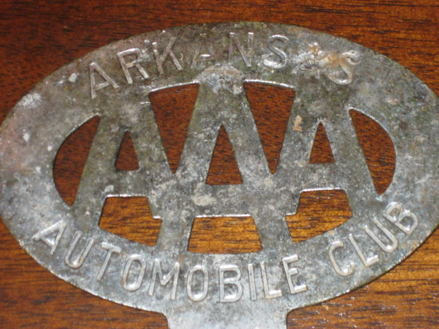 Arkansas Automoblie Club Emblem